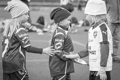 Enjoying football 8 (JP Korpi-Vartiainen) Tags: game girl sport finland football spring soccer hobby teenager april kuopio peli kevt jalkapallo tytt urheilu huhtikuu nuoret harjoitus pelata juniori nuori teini nuoriso pohjoissavo jalkapalloilija nappulajalkapalloilija younghararstus