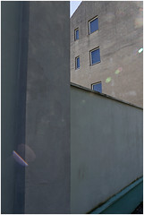 eschweiler 3 (beauty of all things) Tags: architecture architektur walls eschweiler wnde