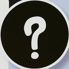 question mark (Leo Reynolds) Tags: xleol30x squaredcircle panasonic lumix fz1000 poster punctuation questionmark question mark sqset129 grouppunctuation xx2016xx xsquarex sqset