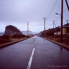 20160319-09 (GenJapan1986) Tags: 2016 fujifilmgf670wprofessional         6x6 travel island film   japan sea pacificocean landscape niijima fujifilmprovia400x