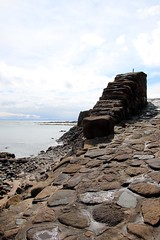 2016 - 26.4.16 Crail (24) (marie137) Tags: road new bridge sea sky beach dogs animals st landscape boats town sand crossing village harbour forth queensferry crail monans geman