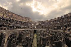 Colosseum - Rome - Italy (Nonac_eos) Tags: italy rome roma italia it colosseum lazio travelphotography manualexposureblending luminositymask nonaceos