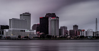 New Orleans in Grey