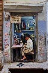 India - Rajasthan - Bikaner - Taylor Shop - 113 (asienman) Tags: india taylor bikaner rajasthan asienmanphotography
