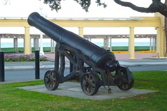 Big Gun (gec21) Tags: newzealand panasonic nz cannon napier hawkesbay 2015 dmctz20