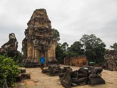 "Angkor: le temple du Mébon oriental <a style=""margin-left:10px; font-size:0.8em;"" href=""http://www.flickr.com/photos/127723101@N04/23667008504/"" target=""_blank"">@flickr</a>"