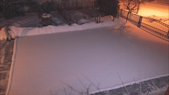 Snowy timelapse (viteo) Tags: snow night timelapse