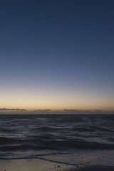 Venus Sunrise (The Adventures of Kristin & Adam) Tags: ocean morning blue sea gulfofmexico sunrise star mar polaris northstar