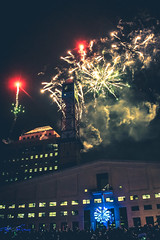 NYE @ Celebration Square - Fireworks (A Great Capture) Tags: show new city eve winter people urban holiday ontario canada building clock architecture night dark season square fire lights holidays downtown december fireworks cityhall events centre nye crowd january boom des celebration event nighttime newyearseve civic years bang mississauga crackers hanabi dartifice fuegosartificiales township fuegos ringing feux 花火 on the sauga agc 2016 ald twoer 불꽃 نارية 烟花爆竹 фейерверк jamesmitchell celebrationsquare ash2276 mississaugaciviccentre ألعاب mississaugacitycentre adjm artificialesè fuochid'artificio ashleylduffus wwwagreatcapturecom agreatcapture mobilejay mcsnye2016 mcsevents desfeuxdartifice