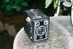 Agfa Box 50 (Matthew Paul Argall) Tags: camera cameras