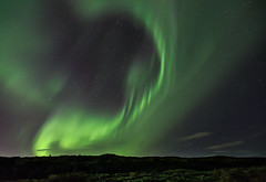 Aurora borealis (nurdug2010) Tags: island iceland auroraborealis northernlight norurljs canonef1635 canoneos5dmarkiii gudrunhauksdottir nurdugphotos