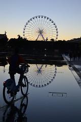 How I roll (jf2c) Tags: reflection bike wheel nice ferris