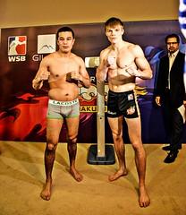 Week 4 Group B Weigh In Azerbaijan Baku Fires vs Uzbek Tigers (World Series Boxing) Tags: wsb boxing weighin week4 groupb seasonvi worldseriesboxing azerbaijanbakufires wsbvi uzbektigers