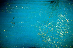 No Title (QuintonHurstPhotography) Tags: blue color art texture yellow metal entropy grit photography photo artwork rust pattern decay grunge fineart fine gritty dirty wear rusted worn rusting decayed decaying textured fineartphotography textural beautifuldecay beautyindecay rustinpeace
