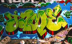 Jame - 2006 (Airone THP TNB) Tags: oslo norway graffiti jame oslograffiti thp norwaygraffiti thpcrew thpusherz