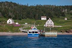 Quai de l'Anse a Butler (Seb & Jen) Tags: park canada island quebec ile qubec parc bonaventure gaspesie perce