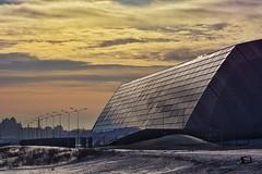 Kazan (mursernik3) Tags: city sunset cityscape russia kazan