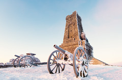 20160123_WES_0073 (Veselin Bonev) Tags: winter cold sunrise bulgaria shipka kazanlak
