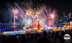Chinese Lunar New Year 2016 (kenneth chin) Tags: city yahoo google nikon singapore asia fireworks nikkor mbs marinabay 1424 d810 thefloatmarinabay chinesenewyear2016