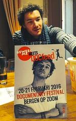 20160221 winnaar (enemyke) Tags: festival joey winner bergenopzoom februari docu winnaar 2016 ganador documentaire regisseur phons pixeldiary watvanwaardeis docfeed