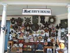 Eby's House, Intercourse, PA (ali eminov) Tags: signs pennsylvania objects shops intercourse stores storesigns ebyshouse