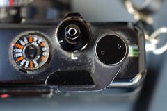 La leva di carica (fotocamere storiche) Tags: film electro gt 35 yashica pellicola yashicaelectro35gt fotografiaanalogica cameracollector collezionismofotografico fotocamerestoriche