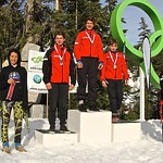 Cypress Teck U14 SL - Day 1 men's podium PHOTO CREDIT: Hans Forssander