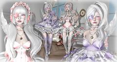 Doll house (N G H T M R) Tags: cute doll arcade sl lolita secondlife kawaii thearcade sweetlolita