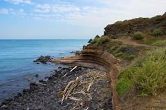 Cap d'Agde (matthew.thomas_80000) Tags: mer nature cotedazur cote falaise plage mediteranne sauvage volcans