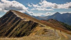 Walking (Alex Verweij) Tags: berg canon walking wandelen 5d bergen drau gerlitzen alexverweij eggamfakersee