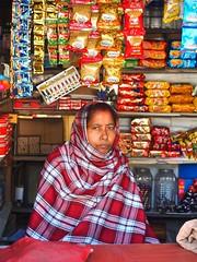 Kohima - Little shop (sharko333) Tags: voyage street travel woman shop asia asien vendor asie indien reise kohima nagaland em1