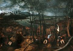 Dark Day (lluisribesmateu1969) Tags: vienna landscape bruegel kunsthistorischesmuseumwien