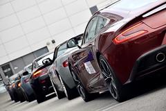 Aston Martin Cars (Andr.32) Tags: cars car japan photography unitedkingdom super exotic supercar astonmartin vantage supercars db9 vanquish fsw sportcar sportcars fujispeedway  v8vantage autocarjapanfestival