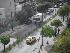 athens street (Sam Turner) Tags: street downtown athens greece 2016 orangetrees syngrou olympusep1