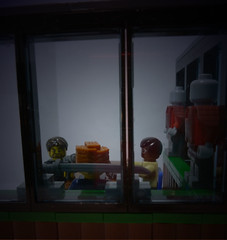 A look at Hans Gruber, growing impatient with Mr. Takagi (jbrown11485) Tags: die lego hard moc