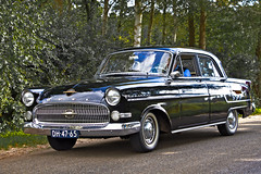 Opel Kapitän 1955 (3807)