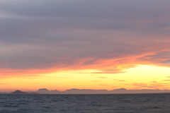 Mar Menor (jorge.cancela) Tags: sunset sea espaa sol de mar spain murcia puesta ocaso menor