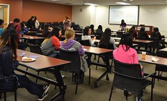 "WICS Week 1: First General Meeting 3/28/16 • <a style=""font-size:0.8em;"" href=""http://www.flickr.com/photos/88229021@N04/25538097703/"" target=""_blank"">View on Flickr</a>"