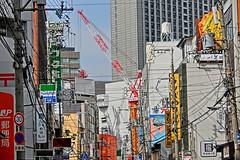 town, Namba, Osaka (jtabn99) Tags: road street japan   nippon osaka namba   naniwa casiocamera  hdrartmode  20160331