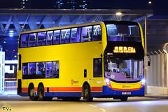 CTB Alexander Dennis Enviro 500 MMC Facelift 12.8m (ADL bodywork) (kenli54) Tags: bus ctb alexander dennis mmc enviro trident citybus adl facelift e500 doubledeck 6505 enviro500 e50d e500mmc noadv