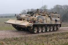 T.J. Neate Copyrighted Photograph (Neatescale) Tags: britisharmy salisburyplain tanks reme royaltankregiment rtr spta crarrv