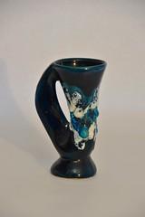 fady? (dekker@dekker) Tags: france lava ceramics fat vase vaas keramiek vallauris