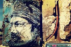 C215 @ Essaouira, Morocco (_smARTraveller) Tags: street streetart morocco maroc marocco essaouira sawira c215