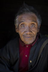 Il dono (silvia pasqual) Tags: world poverty life old travel light portrait people mountain man face souls rural asian happy person photography eyes asia village state emotion burma grandfather culture happiness story human elderly portraiture soul documentaries myanmar traveling brilliant chin emotive birmania