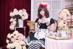 P76_003 (ms09Dom) Tags: cosplay コスプレ 五木あきら itsukiakira ブラックアリス studioazure
