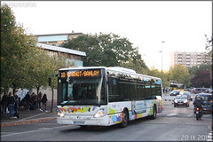 Irisbus Citlis 12 - Kolis Nevers / Tano n41 (Semvatac) Tags: bus photo 10 mtro transportencommun tramway nevers irisbus nivre citlis12 semvatac kolisnevers tano boulevardsaintexupry bv479rj