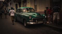 Streets of Havana - Cuba (IV2K) Tags: street classic vintage sony havana cuba centro castro fidel caribbean cuban habana kuba fidelcastro lahabana rx1