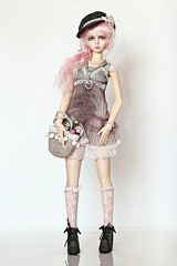 Summer Collection (Labeula) Tags: girl doll sd bjd lydia dollfie summerdress elfdoll rainydoll asianballjointeddoll