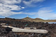 Reykjanesviti (holger.torp) Tags: lighthouse landscape outdoor driftwood reykjanes reykjanesviti viti