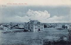 Selkirk - Central School (vintage.winnipeg) Tags: canada history vintage historic manitoba selkirk ruralmanitoba